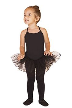 LA Leotard, Girls Skirted Dance Leotard With Spaghetti Straps and Tutu Skirt (2, Black) >>> Click image for more details. We are a participant in the Amazon Services LLC Associates Program, an affiliate advertising program designed to provide a means for us to earn fees by linking to Amazon.com and affiliated sites.