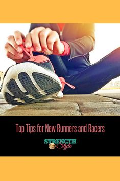 Top Tips for New Run