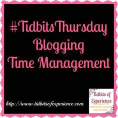 #TidbitsThursday+Time+Management
