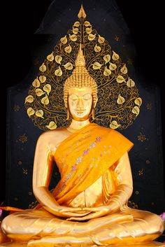 A DI DA PHAT BUDDHA THAILAND Golden Buddha 38 | Flickr : partage de photos !