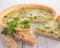 Quiche au chèvre frais et aux herbes : http://www.fourchette-et-bikini.fr/recettes/recettes-minceur/quiche-au-chevre-frais-et-aux-herbes.html