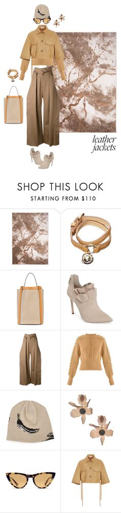 """""""Autumn contemplation 🍂"""" by ladyarchitect ❤ liked on Polyvore featuring Home Dynamix, Mulberry, Loewe, Pour La Victoire, Preen, Chloé, Baja East, Lele Sadoughi, Vogue and RED Valentino"""
