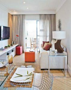 Apartamento de 64 m² com espaço de sobra para a família | Casa