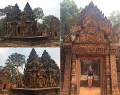 Temples of Angkor – The Girls Who Wander Angkor, The Girl Who, Temples, Cambodia, Wander, Louvre, Building, Girls, Travel