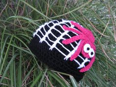 Along Came A Spider Beanie