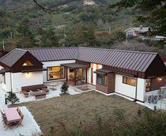 조감도: 주택설계전문 디자인그룹 홈스타일토토의 주택 Future House, Windows