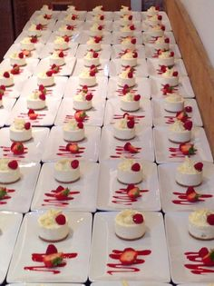 White Chocolate Cheesecake from one of our lovely exhibitors- Premier Crew Hospitality!