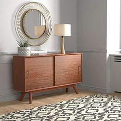 Amazon-Brand--Rivet-Mid-Century-Modern-Two-Door-Media-Console-Table-48W-Antique-Espresso