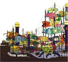 Ron Herron's Seaside Bubbles