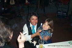 2001 Mijn verjaardag feest Annie en Ikzelf