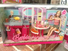 Barbie Barbecue and Doll My House Playset 2007 Sweet New in Box Mattel | eBay