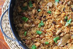 Khukara Ko Polau- Nepali Chicken Fried Rice | Girl Cooks World