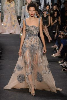 Elie Saab Paris Haute Couture Fall 2016: The Most Jawdroppingly Gorgeous Gowns   StyleCaster