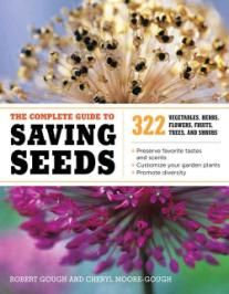 The Complete Guide to Saving Seeds: Collecting seeds is a satisfying extension of other gardening efforts. Most gardeners know the basic process by which plants make seeds, but it's very helpful to learn more about the physiological processes leading to seed production. Learn more about how flowers are pollinated.