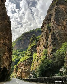 The Chaloos road, Iran Best Places To Travel, Places To See, Iran Pictures, Rio, Iran Travel, Egypt Art, Luxor Egypt, Future City, What A Wonderful World