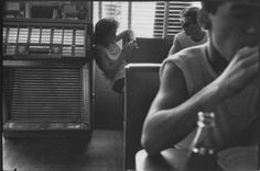 The Jokers. Bruce Davidson. Brooklyn Gang. 1959.