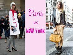 Oui, mon amies, ahora Nueva York más elegante que París. Ya es oficial. Os ganamos...http://www.elblogdecruella.com/nueva-york-mas-elegante-que-paris/