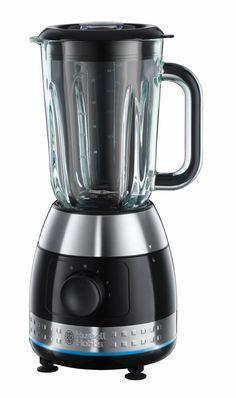Blender kielichowy Illumina posiada szereg funkcji, które usprawniają przygotowywanie jedzenia, m.in. unikatowy kształt 1,5-litrowego kielicha oraz ostrza z powłoką tytanową - 4 razy twardsze, niż zwykłe ostrza ze stali nierdzewnej. Kliknij www.kochamdom.pl