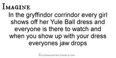 Yeah except I'm a Slytherin
