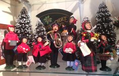 Byers' Choice Carolers – The Wooden Duck (Skippack, PA)