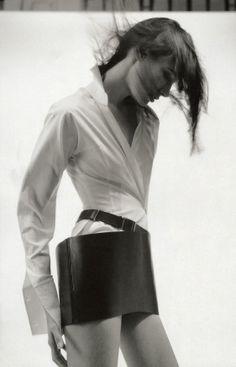 Fondazione Gianfranco Ferré / Collections / Woman / Prêt-à-Porter / 1999 / Spring / Summer