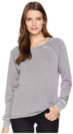 Alternative Burnout French Terry Lazy Day Pullover a7cdcc4bdfe