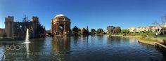 Fine Art Palace view by mjwang27