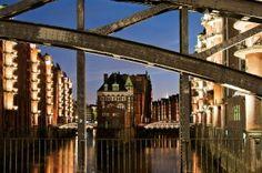 Hamburg-Speicherstadt-Wasserschloesschen