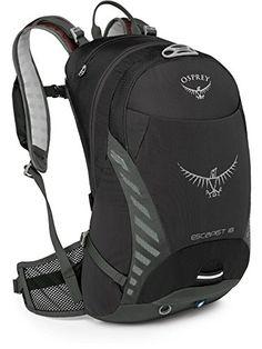 Osprey Escapist 18 Daypacks, Black, Small/Medium Osprey