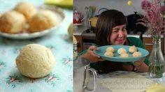 brazilian cheese bread - YouTube