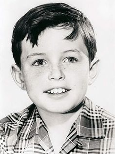 """Jerry Mathers as The Beaver  """"Leave It To Beaver""""  Every little boy like me WANTED to be the BEAV.. and have parents who loved you."""
