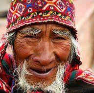 Chincero man (South America)
