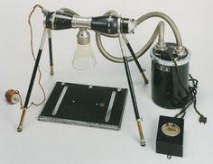 Philips Metalix X-ray ca 1924 | #history #proud
