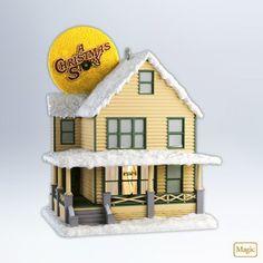$19.75 2012 Hallmark The House on Cleveland Street Christmas Ornament Keepsake  From A Christmas Story House   Get it here: http://astore.amazon.com/ffiilliipp-20/detail/B007WEMCYY/189-2464751-5619546