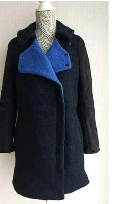 Cute coat Cute Coats, Turtle Neck, Club, Sweaters, Jackets, Fashion, Down Jackets, Moda, Fashion Styles
