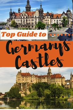 Top guide to Germanys castles - Some of Germany's most beautiful and breathtaking palaces, castles and fortresses like Neuschwanstein Castle, Herrenchiemsee New Palace or Munich Discover 20 Simply Unreal in to Visit Cool Places To Visit, Places To Travel, Travel Destinations, Travel Pics, Visit Germany, Germany Travel, Austria Travel, Castles To Visit, Europe Travel Guide