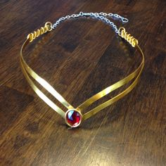 For all the awesome Sailor Moon fans out there! Here is my customizable choose your own color, Sailor Moon Tiara. It is crafted from flat Sailor Mars Cosplay, Sailor Mars Costume, Sailor Moon Kostüm, Sailor Moon Crystal, Sailor Moon Jewelry, Sailor Moon Party, Moda Medieval, Moon Costume, Sailor Moon Merchandise