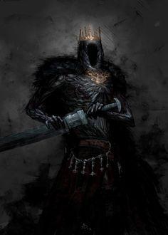 Dark Souls 2 - The Giant King