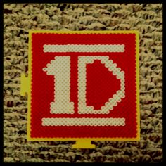 One Direction peeler bead design.