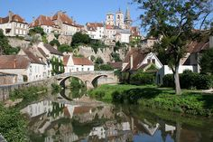 picturesque villages | village taken in 2006 in france this is the small medieval village ...