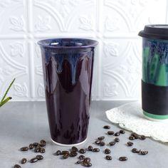 Hey, I found this really awesome Etsy listing at https://www.etsy.com/listing/210211972/ceramic-coffee-travel-mug-eggplant