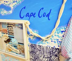 Lilly Pulitzer Summer 2014 Collection | Osterville, Cape Cod | Inspiration Board
