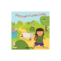 Mary Had a Little Lamb (Classic Books with Holes) - English Wooks