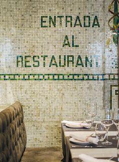Restaurante Los Fueros, de Bilbao de toda la vida
