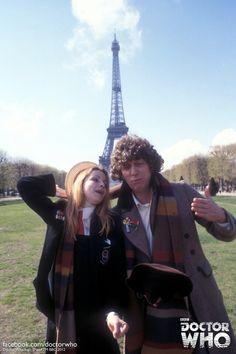 Romana és a Doktor Párizsban