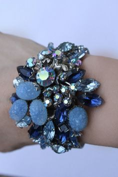Corie's broach bracelet