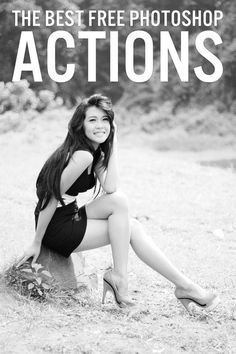 The Best Free Photoshop Actions
