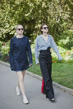 Paris Fashion Week 2015 S/S Street style :Day 8