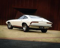 1970 Holden GTR-X Concept Car