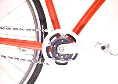 Lama – 4 – luminous red Urban Cycling, Gym Equipment, Bike, Red, Bicycle, Bicycles, Workout Equipment